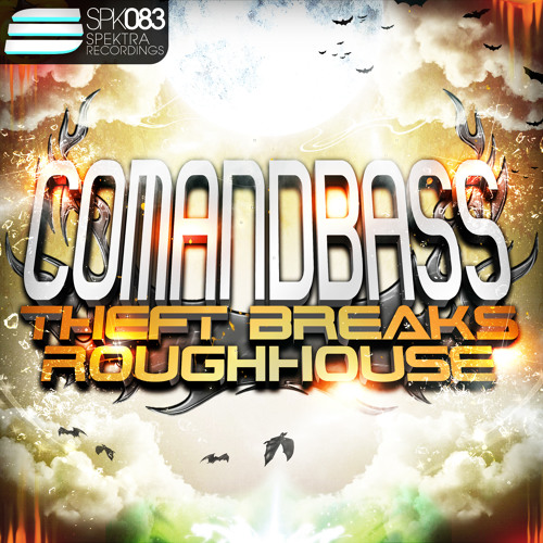 Comandbass - Theft Breaks TOP 63 Beatport