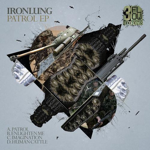 3FlowDigi016 - Ironlung - Patrol - Out now