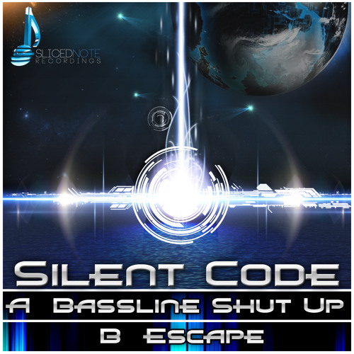Free Download - Silent Code - Never Change - SNR002 - Sliced Note Recordings