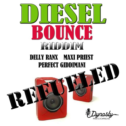 Perfect Giddimani - Jah Give Me Strength (Diesel Bounce Riddim)