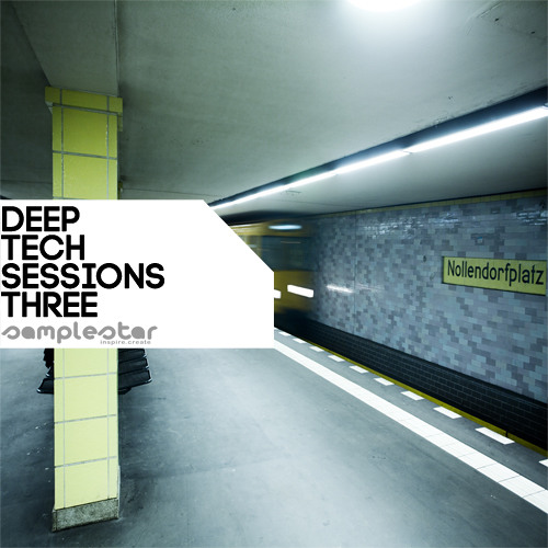 Deep Tech Sessions 3 Sample Pack