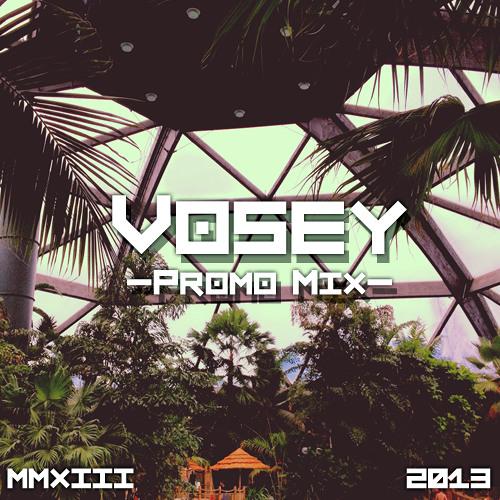 Vosey - Promo Mix 2013