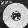 Authentiek Recept -