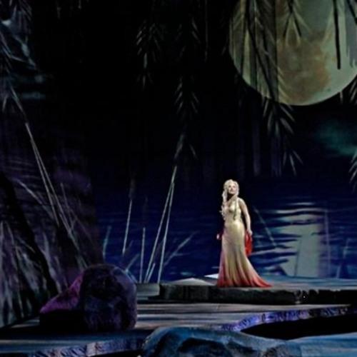 Canção da Lua (Měsíčku na nebi hlubokém) (La Luna - da ópera 'Rusalka')-Tatianna Raquel