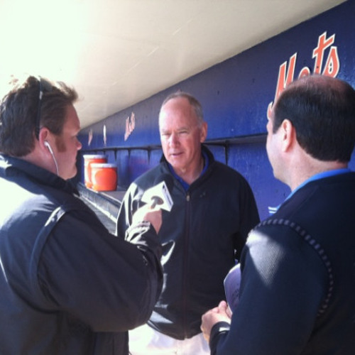 Mets GM Sandy Alderson said that to much has been made of his comments about Johan Santana