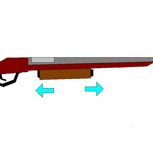 Shotgun pump