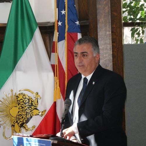 Iran Democratic Transition Conference: Prince Reza Pahlavi