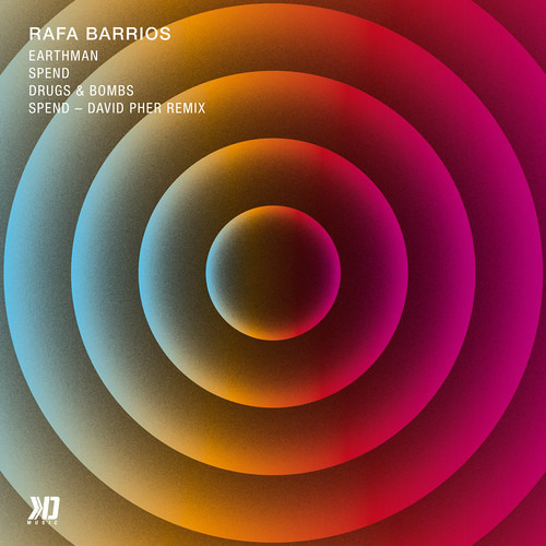 Rafa Barrios - Earthman  (Original Mix)  KD MUSIC [OUT NOW]