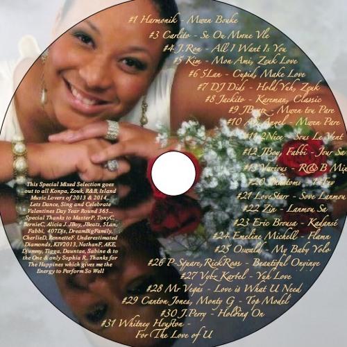 DjJeanuwine, EarCandy - Hit by Cupid, 2013 Mix(Zouk,Konpa,Reggae,R&B,African)