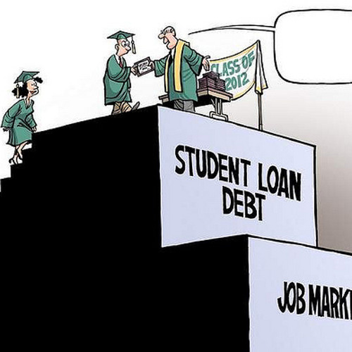 Student loan debt among top complaints of Illinois consumers