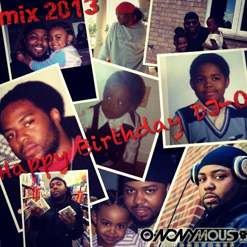 DJO - HAPPY BIRTHDAY MIX 2013