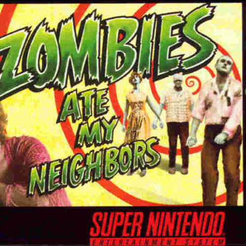 Flatfoot Jones- Zombies Ate My Neighbors (ft. Young Boodro)