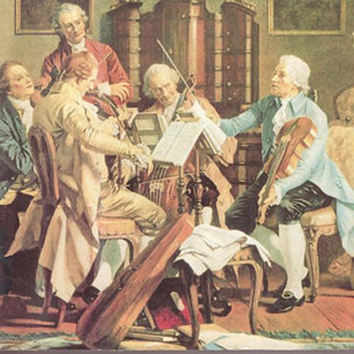 String Quartet in D - 1. Andante grazioso
