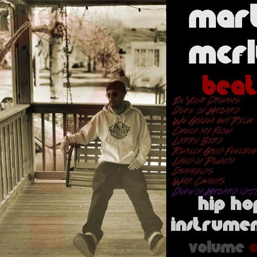 "3. We Gonna Get Rich - ""Marty Mcfly Beats - Hip Hop Instrumentals Volume One"""