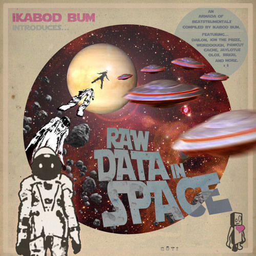 """Ikabod Bum - Identify (FROM """"RAW DATA in SPACE"""")"""