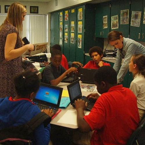 Journeys In Journalism at Melrose Elementary School