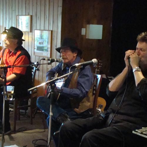 Tabasco Tom, Steve Williams, Doc White - St James Infirmary live 28.10.2012