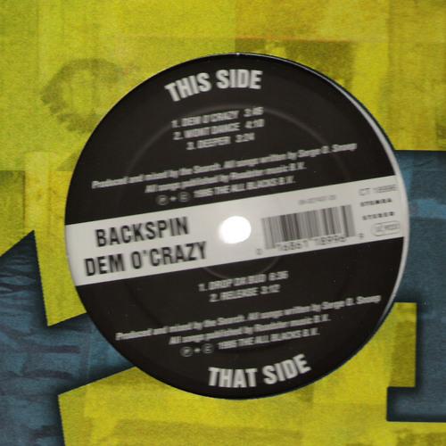 Backspin - Won't Dance (dub)