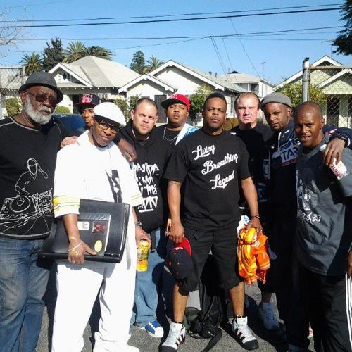 LA Breakers 30-Year Anniversary Special - HipHopPhilosophy.com Radio - 2013