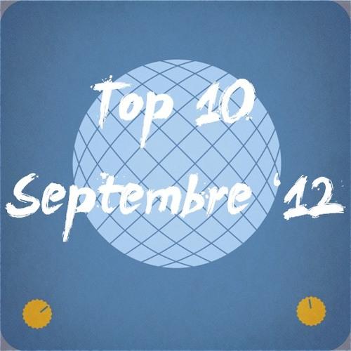 Nos Tops Septembre