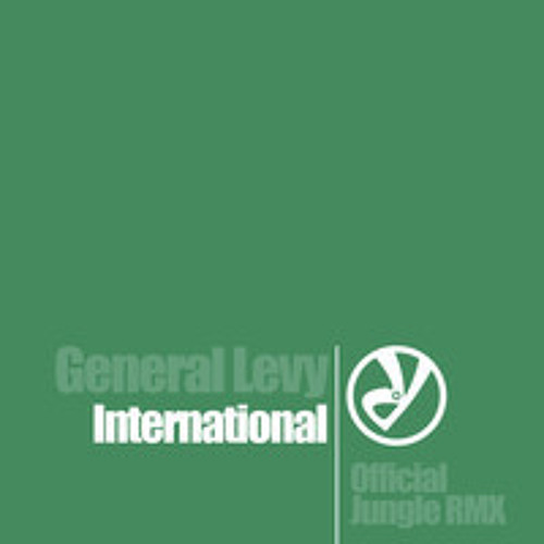 General Levy - International (Official Jungle RMX)