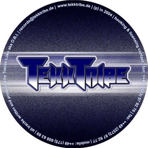 O.B.I. - Double Penetration I TekkTribe 005 ( 2005 )