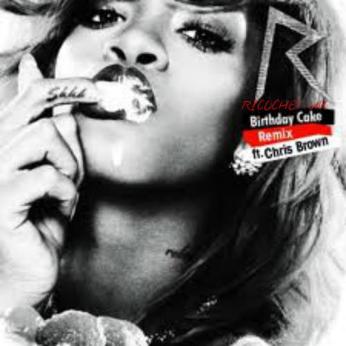 Amazing Rihanna Ft Chris Brown Birthday Cake Ricochet Uk Drum And Bass Personalised Birthday Cards Veneteletsinfo