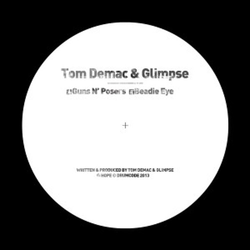 Tom Demac & Glimpse - Guns & Posers [Drumcode Ltd]