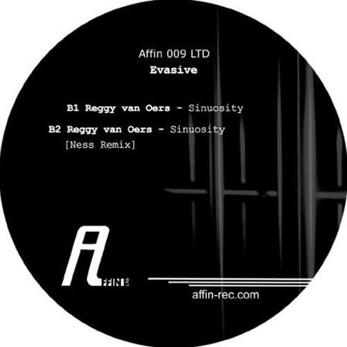 Reggy Van Oers - Sinuosity (Ness Remix) [Affin009LTD]