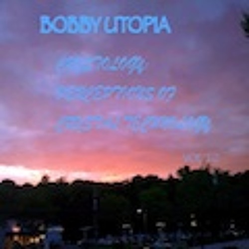 SOUNDS FROM THE EAST BOBBY UTOPIA CRYSTOLOGY PERCEPTIONS OF CRYSTAL TECHNOLOGY VOL. 1.0