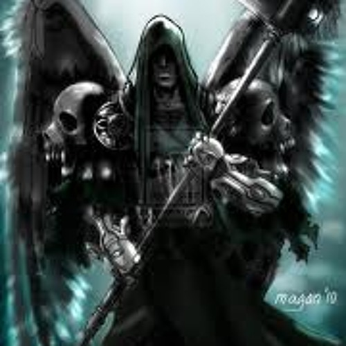 Angel of death produced by Jimmy Quinnstrumentals and Panik Thy Tomato