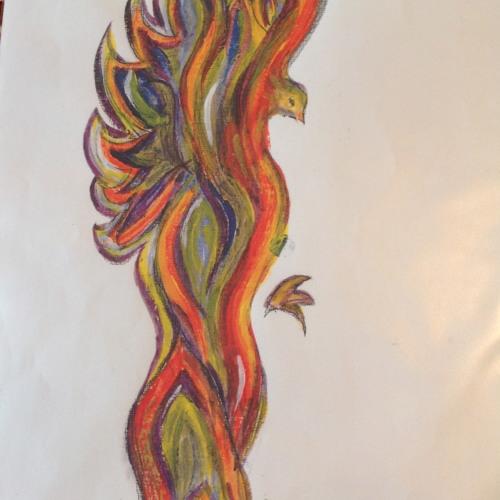 The Phoenix sung by Michèle Welborn