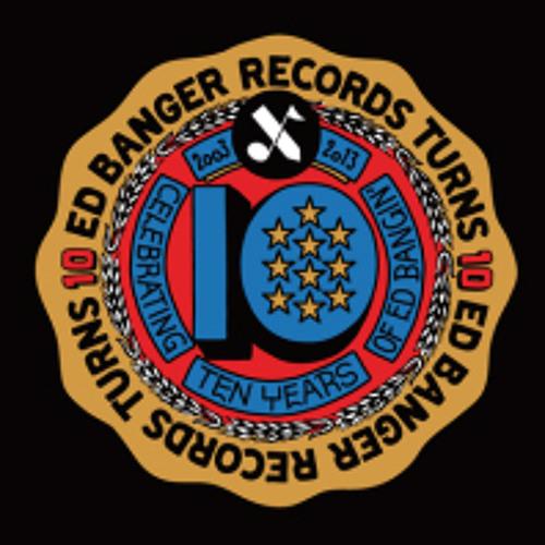 Justice @Ed Banger 10 ans (01.03.2013)