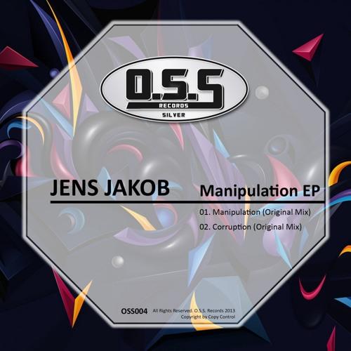 OSS004 : Jens Jakob - Manipulation (Original Mix)