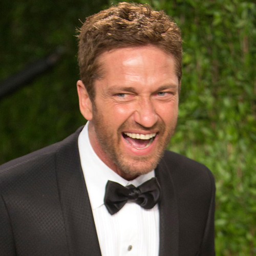 Gerard Butler Talks Joining Twitter & Not Being Great at It!