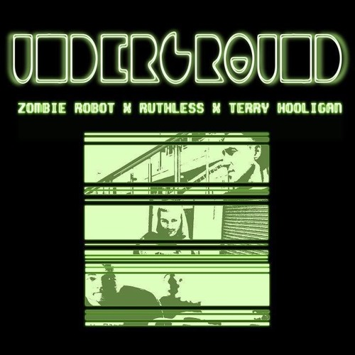 Terry Hooligan & Zombie Robot_Hands up__Out now on Bass+Bars