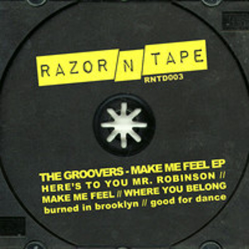 The Groovers* 'Make Me feel'