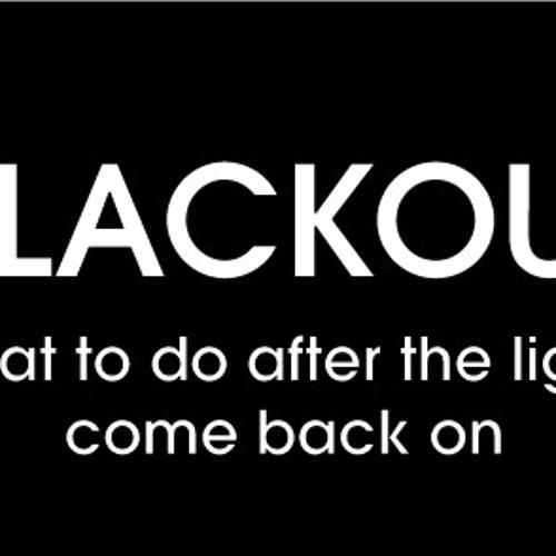 Blackout JNR JEDI'S