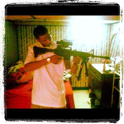 Who Ya Gone Shoot- Seven The General, Kuniva D12 & Trick Trick)