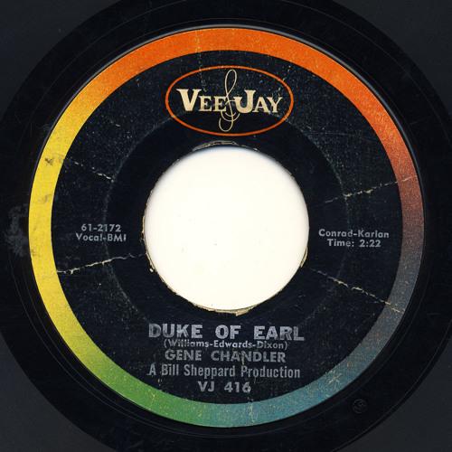 Duke Of Earl (Gene Chandler Cover) (2013)