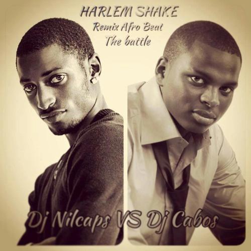 Dj Cabos - Halem Bate (Harlem Shake remix Batida) -2013