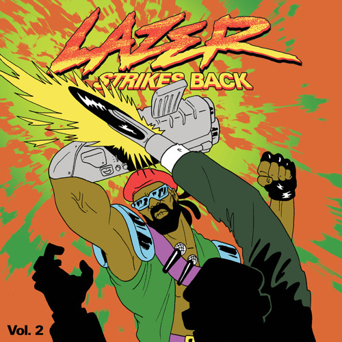 Major Lazer - Get Free feat. Amber of Dirty Projectors (Blood Diamonds Remix)