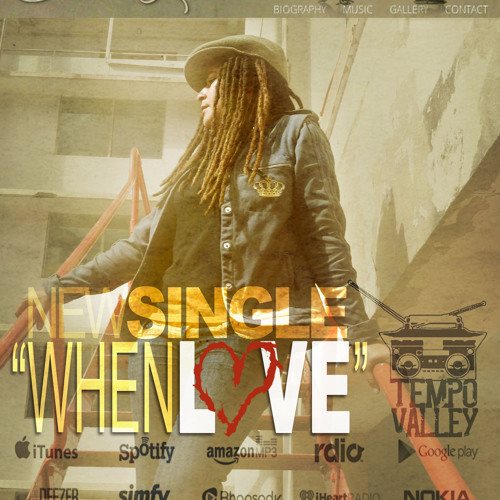 When Love featuring Sister Lubei