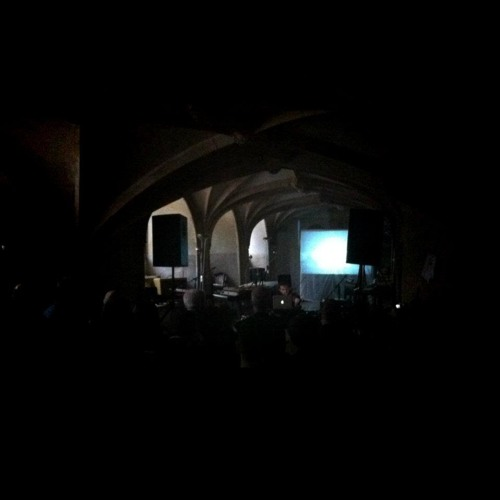 02 live at the St. John the Baptist Crypt, Bristol