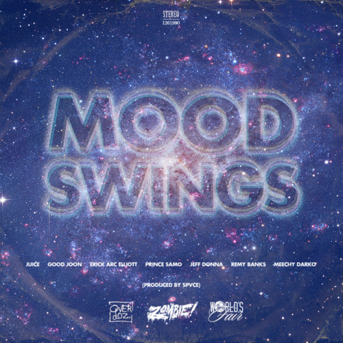 Overdoz x Worlds Fair x Flatbush Zombies - Mood Swings