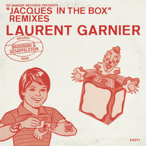 Jacques in The Box Remixes EP