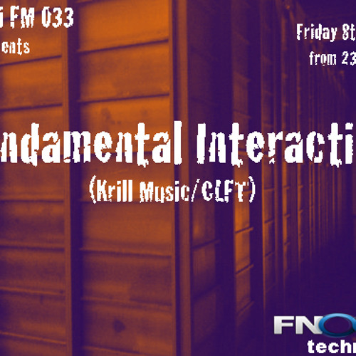 Kereni FM033 @ Fnoob.com (08.03.13) // Fundamental Interaction guest mix