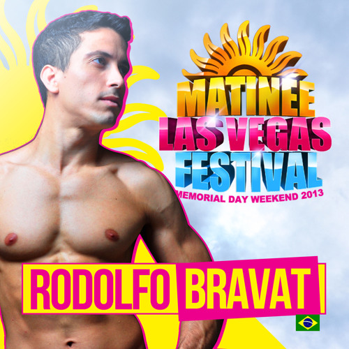 DJ RODOLFO BRAVAT - MATINEE VEGAS 2013 Promo Set