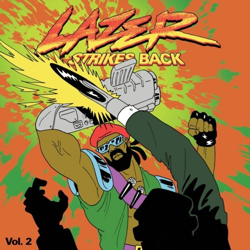 Major Lazer - Get Free Ft. Dirty Projectors (Blood Diamonds Remix)