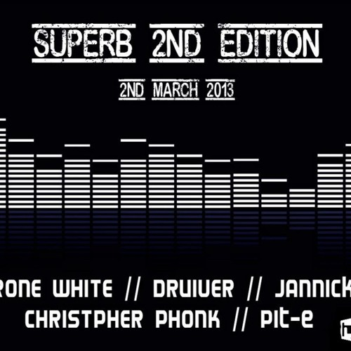 DRUIVER vs RONE WHITE @ D-TOX SUPERB 2ND EDITION  02-03-13